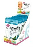 Xylitol drops: display munt (Hager & Werken)