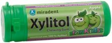 Xylitol Chewing Gum for Kids Appel (Hager & Werken)