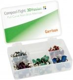 Composi-Tight® 3D Fusion™ Full Curve Matrizen Kit Großpackung (Garrison Dental Solution)