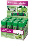 Xylitol Chewing Gum for Kids Display Apple (Hager & Werken)