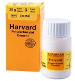 Harvard Polycarboxylat Cement Pulver 35g - Farbe 3 (Harvard Dental)