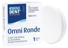 Omni Ronde Z-CAD One4All H 18mm A1 (Omnident)