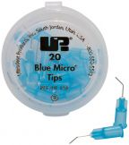 Blue Micro Tip 20er Pack (Ultradent Products)