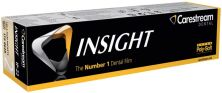 INSIGHT Periapical Film 130 dubbele films 3,1 x 4,1 cm (Carestream)