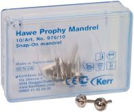 Hawe Prophy Snap-On Mandrels  (KERR)