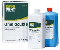 Omnidouble Shore A 15 2 x 1 kg (Omnident)